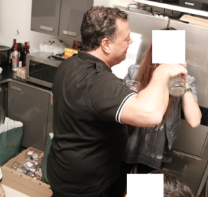 Cucumel collectionne les bouteilles de vodka vide, et les victimes de son alcoolisme